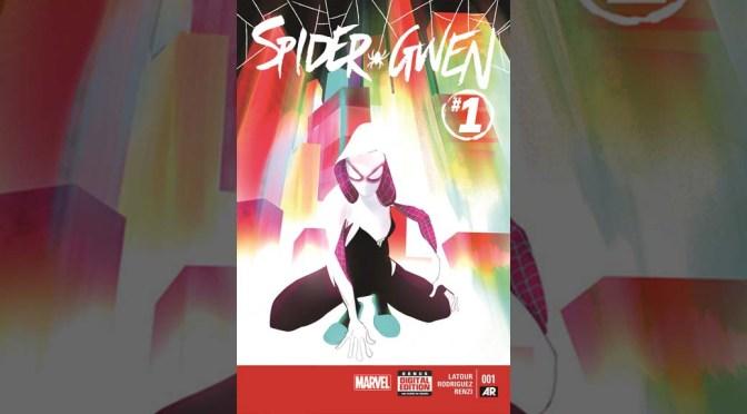 Preview: Spider-Gwen #1