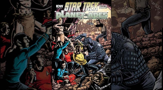 Review: Star Trek/Planet of the Apes: The Primate Directive #1