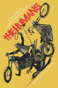 The Humans vol 1 - Cover