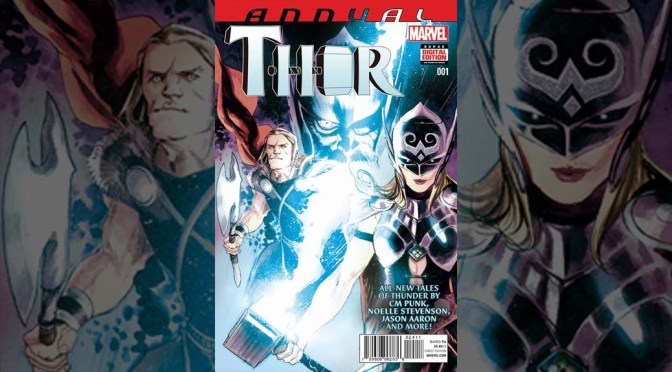 Preview: Thor Annual #1
