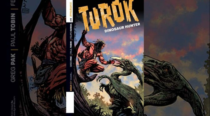 Preview: Turok: Dinosaur Hunter #11