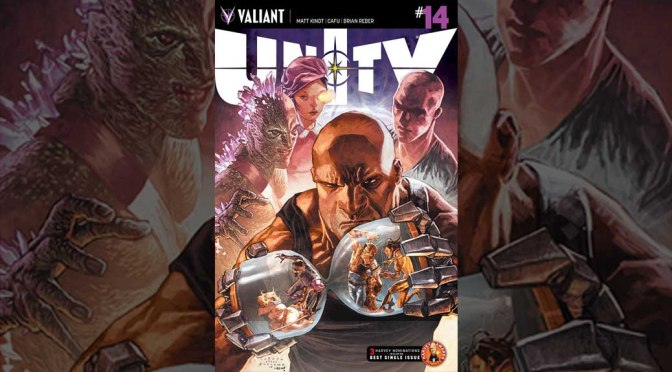 Preview: UNITY #14