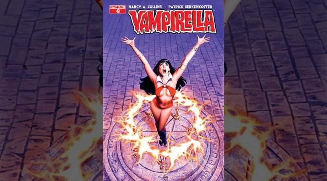 Preview: Vampirella Vol. 2 #9
