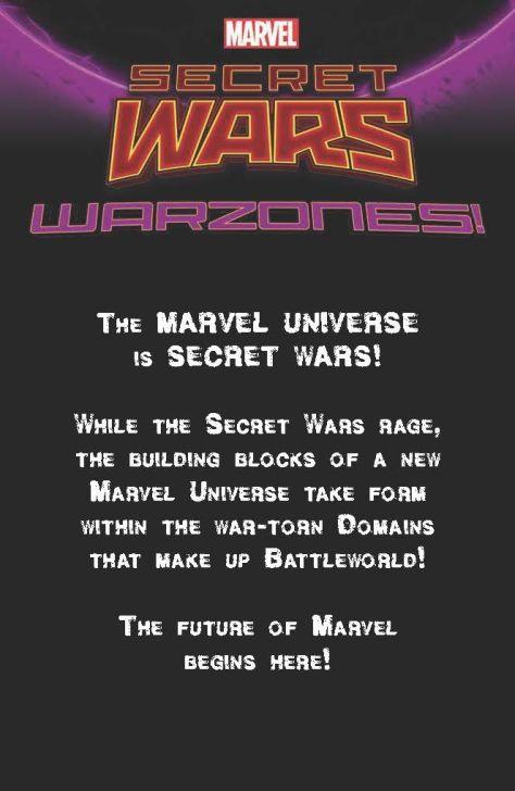 WARZONES!