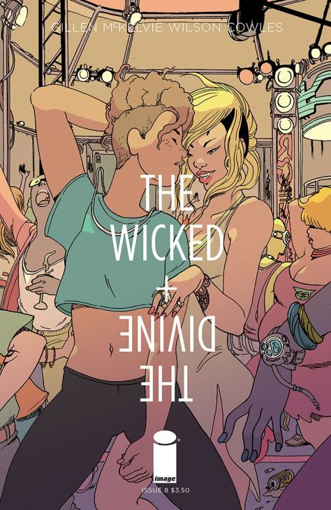 Wicked + Divine #8 variant