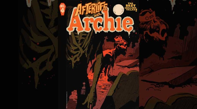 Preview: AFTERLIFE WITH ARCHIE MAGAZINE #4