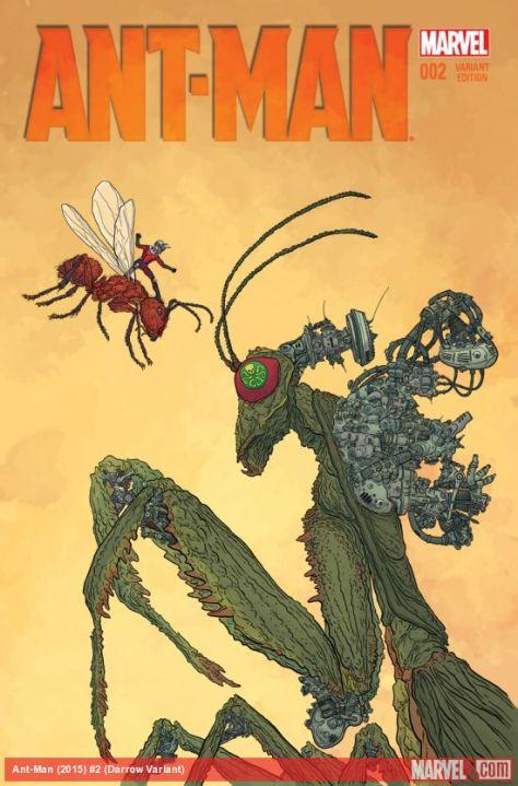 Ant-Man #2 Darrow Variant