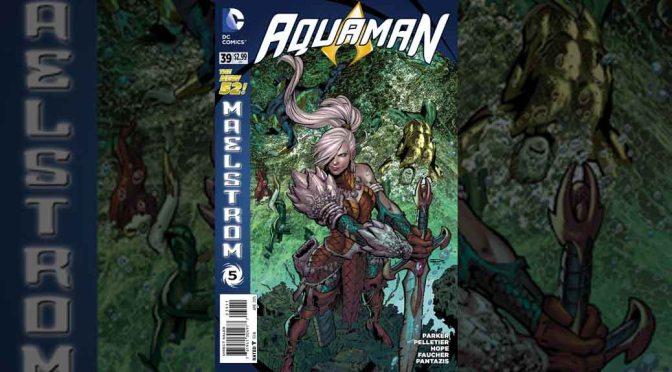Aquaman #39 - Featured
