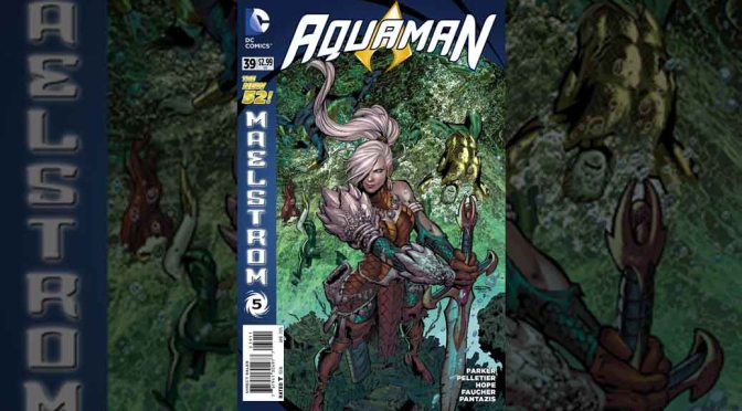 Review: Aquaman #39