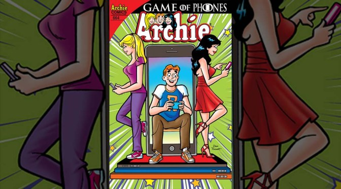 Preview: ARCHIE #664
