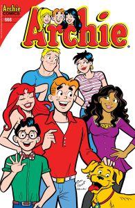 Archie #666 News 1