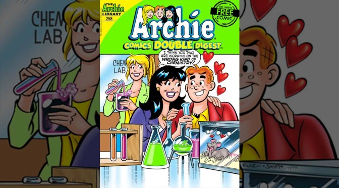 Preview: ARCHIE COMICS DOUBLE DIGEST #258
