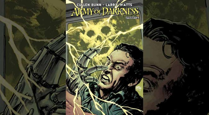 Preview: Army of Darkness #3