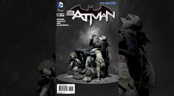 Review: Batman #39