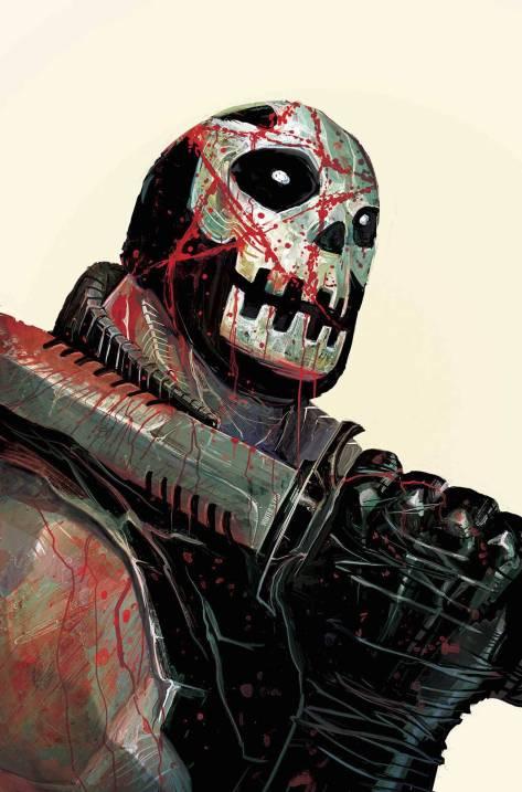 Bucky Barnes Winter Soldier #5