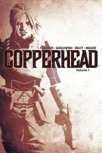 Copperhead vol 1 - Cover