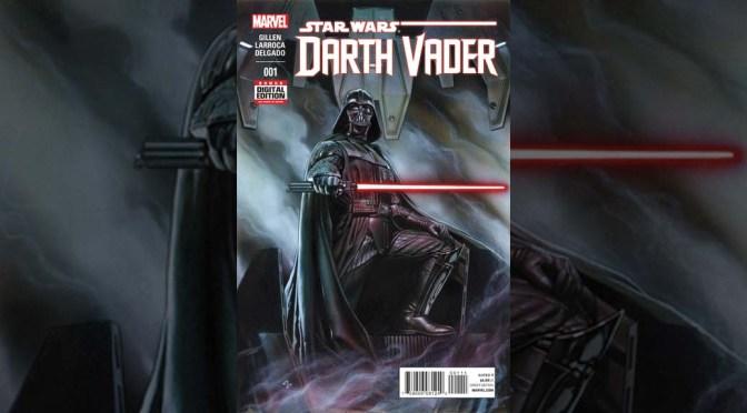 Review: Star Wars: Darth Vader #1