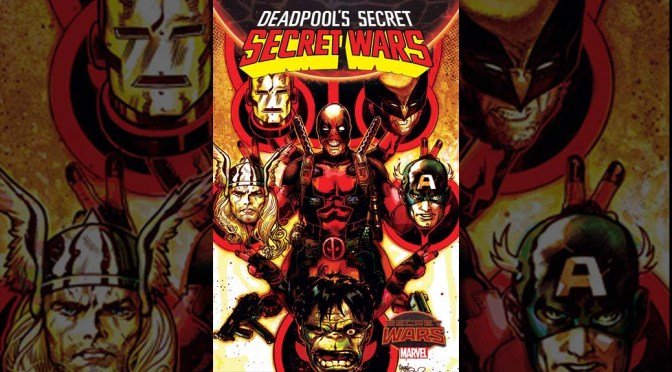 Deadpool Joins 'Secret Wars'