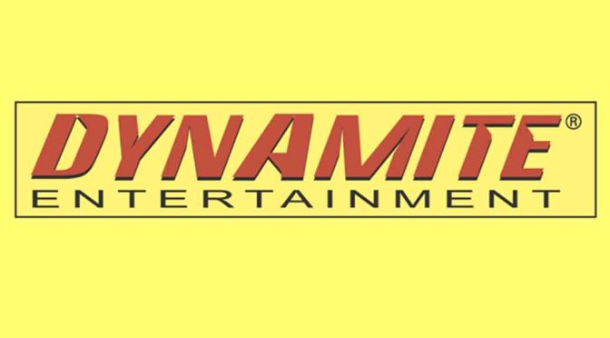 Dynamite Entertainment to Make Statues and Stuff