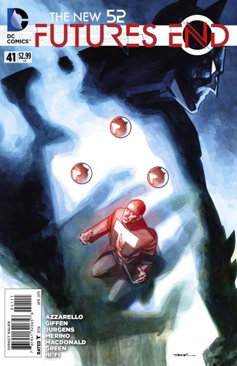 Futures End #41