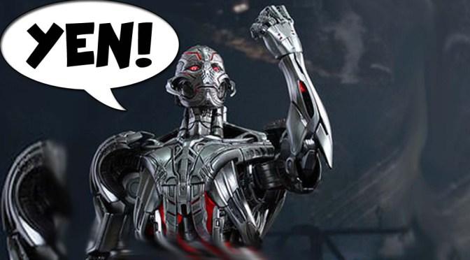 Geek YEN! – Marvel 'Ultron Prime' 1/6th Scale Figure