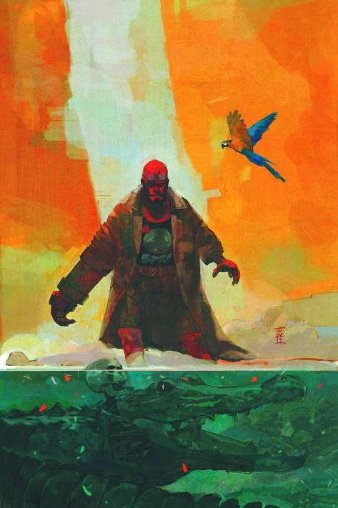 Hellboy And The BPRD #3