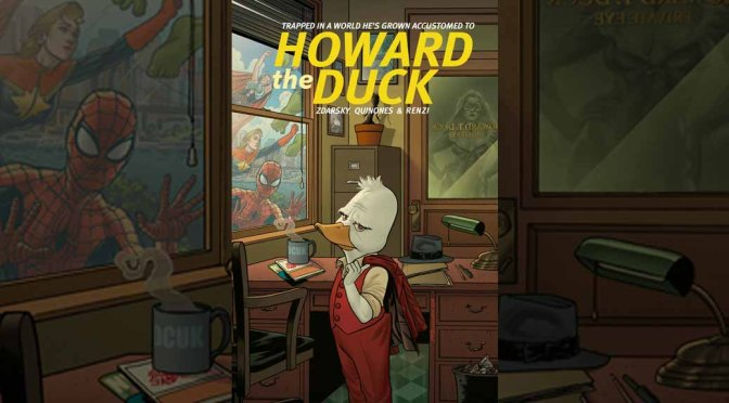 Preview: Howard the Duck #1