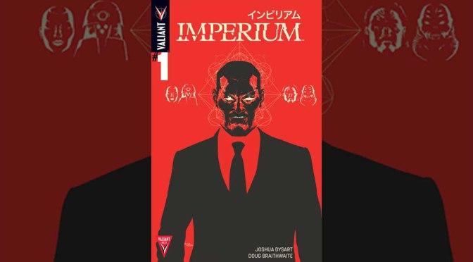 Preview: IMPERIUM #1