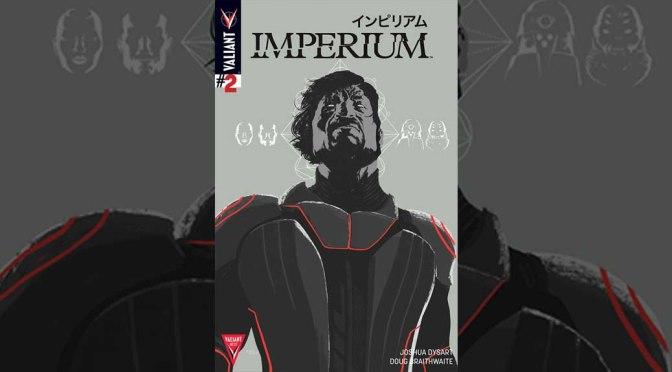 Review: Imperium #2