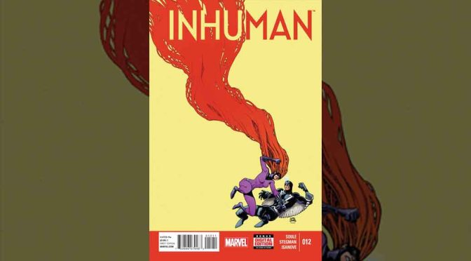 Review: Inhuman #12