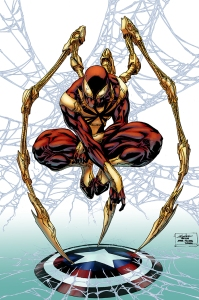 Iron Spider-Man Suit