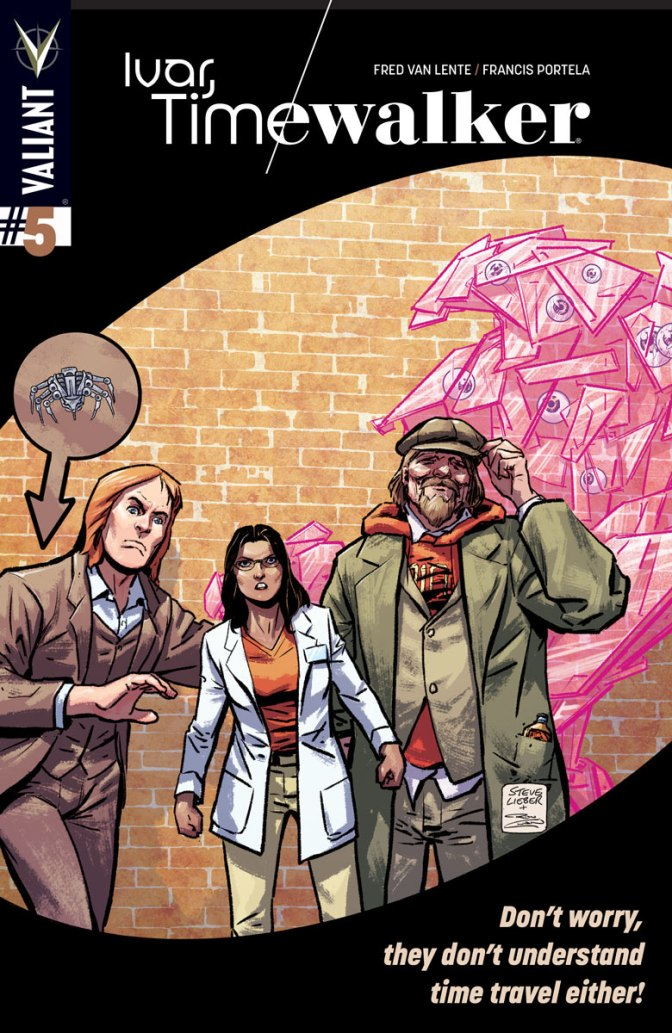 Review: Ivar, Timewalker #5