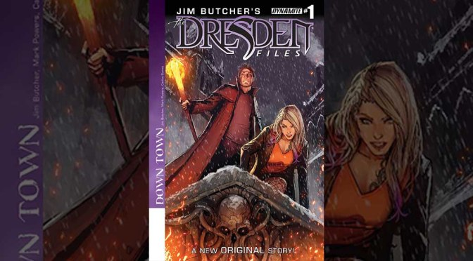 Preview: Jim Butcher's Dresden Files: Down Town #1