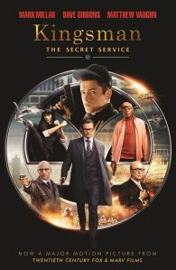 Kingsman_The_Secret_Service_TPB_Cover