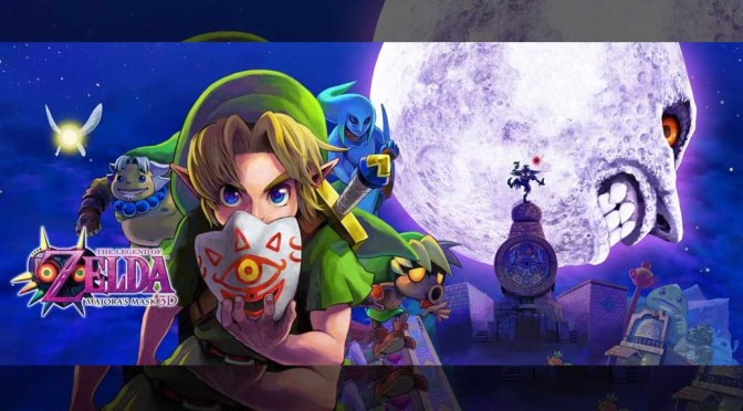 Video Game Review: Majora's Mask 3D