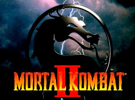 Mortal Kombat 2 Logo
