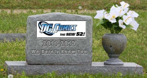 New 52 Grave