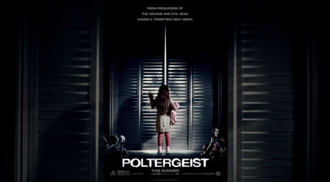A Second 'Poltergeist' Trailer Released