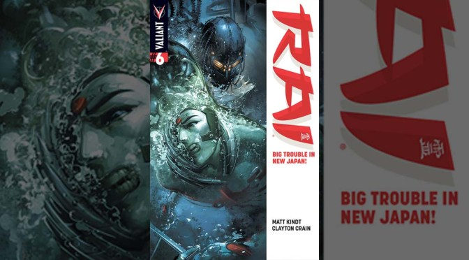 Review: Rai #6