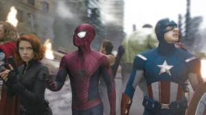 Spider-Man in Avengers