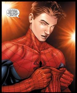 Spider-Man Unmasks Civil War