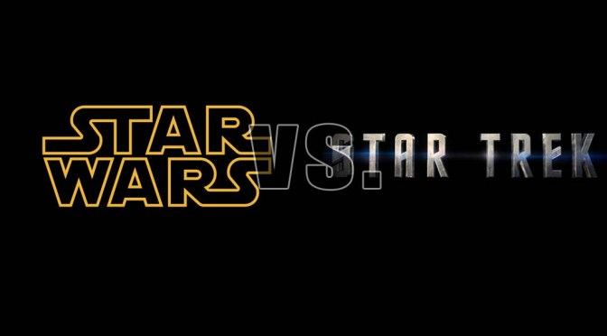 Fan-Made 'Star Wars vs. Star Trek' Trailer is Amazing