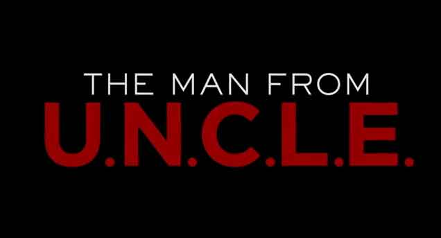 The Man from U.N.C.L.E. Trailer is Here