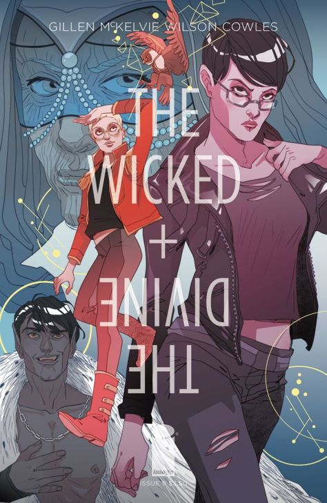 The Wicked + The Divine #9 Variant