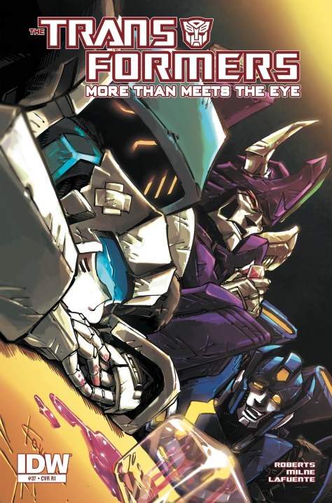 Transformers More Than Meets Eye #37