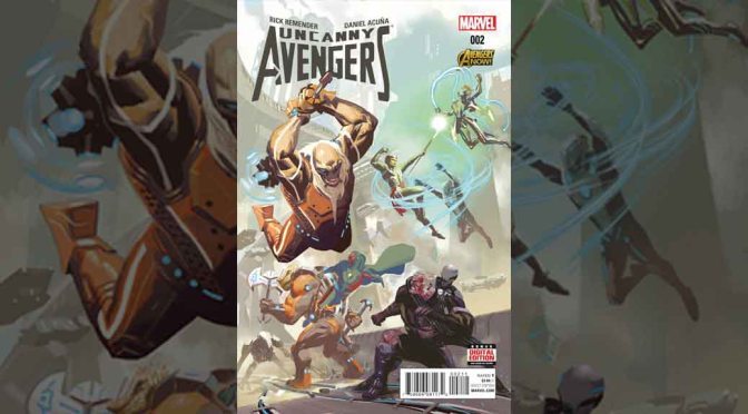 Review: Uncanny Avengers #2