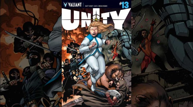 Review: Unity #13