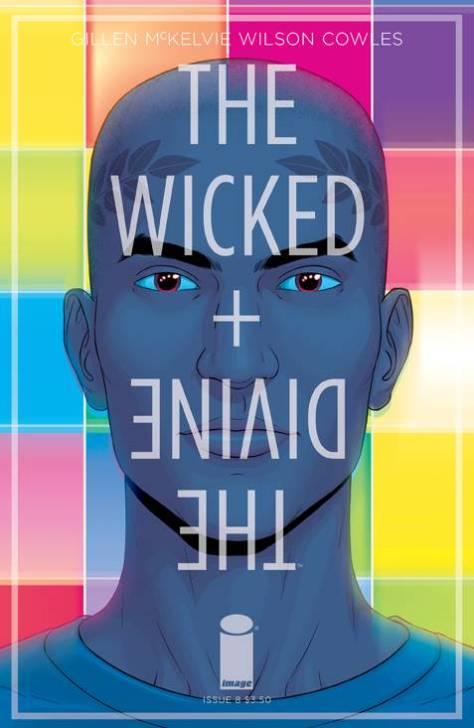 WICKED & DIVINE #8
