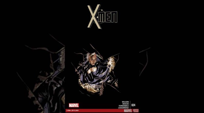 Review: X-Men #24