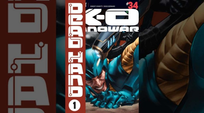 Preview: X-O MANOWAR #34